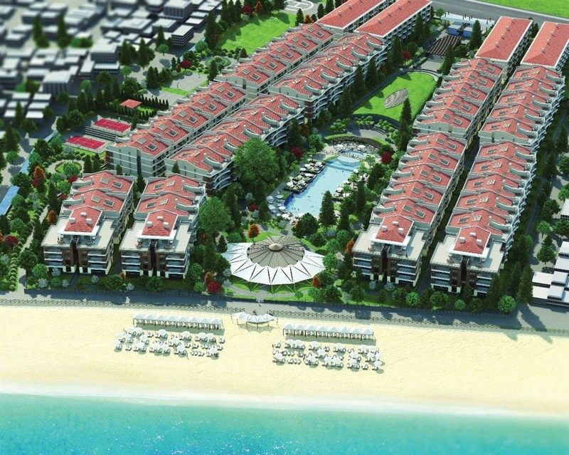 Yalova Royal Blue Residential Project